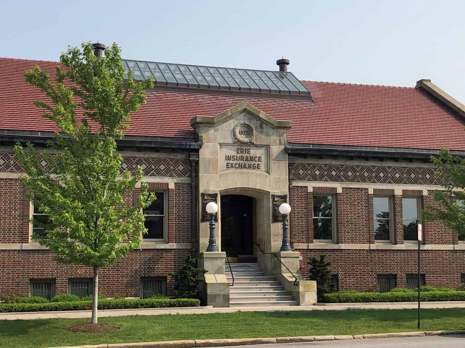 Erie Insurance Home Office